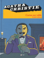 Agatha Christie (Emmanuel Proust Éditions) -16- Cartes sur table
