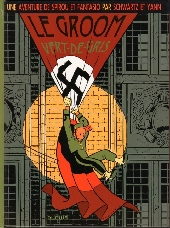 Spirou et Fantasio (Une aventure de.../Le Spirou de...) -5- Le groom vert-de-gris