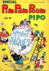 Pim Pam Poum (Pipo - Spécial) -1- Trimestriel n°01