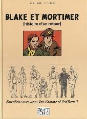 Blake et Mortimer (Divers) -13HS- L'Affaire Francis Blake - Blake et Mortimer [histoire d'un retour] - Entretiens avec Jean Van Hamme et Ted Benoit