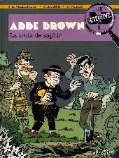 Abbé Brown -1- La croix de saphir