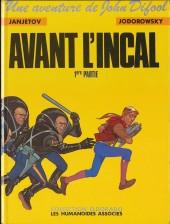 Incal (Avant l')
