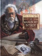 Le manuscrit interdit -1- Volume 1