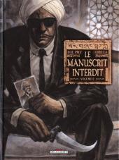 Le manuscrit interdit -2- Volume 2