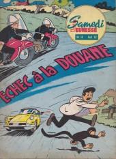 Samedi Jeunesse -58- Échec à la douane