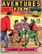 Aventures Film (1re série - Artima) -82- L'arme du crime