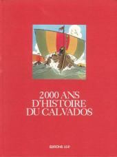 2000 ans d'histoire -3- 2000 ans d'histoire du Calvados
