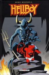 Hellboy - Histoires bizarres (Delcourt) -3- Volume 3