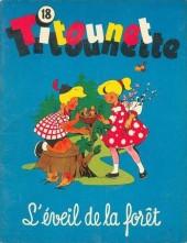 Titounet et Titounette -18- L'éveil de la forêt