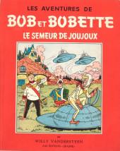 Bob et Bobette -15- Le semeur de joujoux