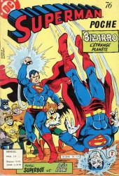 Superman (Poche) (Sagédition) -76- Bizarro l'étrange planète