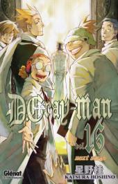D.Gray-Man -16- Next stage