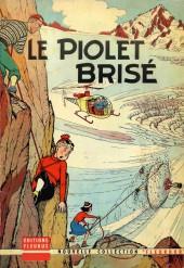 Fripounet et Marisette -13- Le piolet brisé
