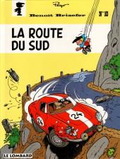 Benoît Brisefer -10- La route du Sud