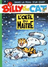 Billy the Cat -5- L'œil du maître