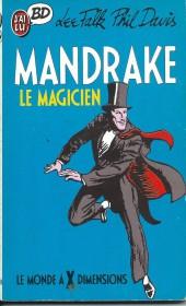 Mandrake Roi de la magie (Celeg) - Mandrake le magicien