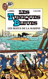 Les tuniques Bleues -7Poch- Les Bleus de la marine
