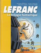 Lefranc -INT2- Lefranc - La trilogie fantastique