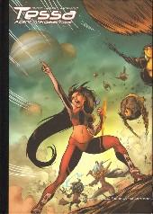 Tessa agent intergalactique -5TL- Là où il y a de la gemme...