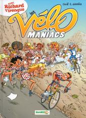 Les vélo Maniacs -5- Tome 5
