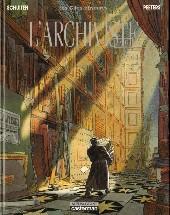 Les cités obscures -H02- L'archiviste