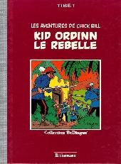 Chick Bill (collection BéDingue) -4- Kid Ordinn le rebelle