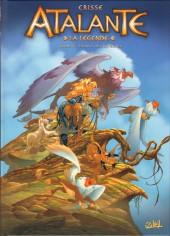Atalante - La Légende -4- L'Envol des Boréades