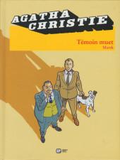 Agatha Christie (Emmanuel Proust Éditions) -17- Témoin muet