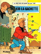 Chick Bill -4555- Kid-la-gâchette