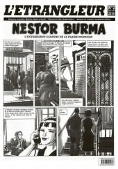 L'Étrangleur - Nestor Burma -2- L'envahissant cadavre de la Plaine Monceau (2)
