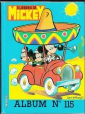 (Recueil) Mickey (Le Journal de) -115- Album n°115 (n°1714 à 1723)