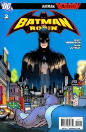 Batman and Robin (2009) -2- The circus of Strange