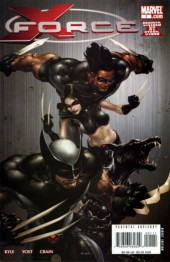 X-Force Vol.3 (Marvel comics - 2008) -1- Issue # 1