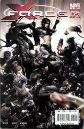 X-Force Vol.3 (Marvel comics - 2008) -2- Issue # 2