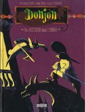 Donjon Potron-Minet --98- Un justicier dans l'ennui
