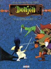 Donjon Potron-Minet --99- La chemise de la nuit