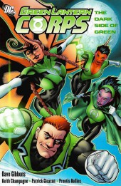 Green Lantern Corps (2006) -INT02- The Dark Side of Green