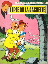 Chick Bill (collection Chick Bill) -3- L'épée ou la gachette