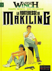 Largo Winch -7- La forteresse de Makiling