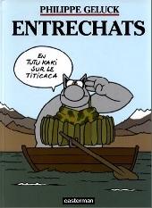 Le chat -Compil99- Entrechats