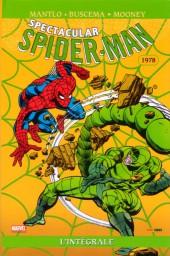 Spectacular Spider-Man (L'intégrale) -2- Spider-man : l'Intégrale 1978