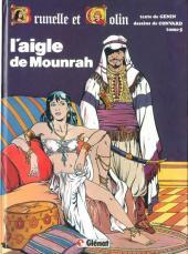 Brunelle et Colin -5- L'aigle de Mounrah