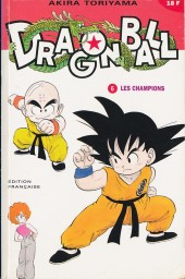 Dragon Ball -6- Les champions