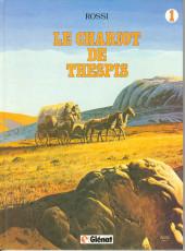 Le chariot de Thespis - Tome 1