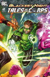 Blackest Night: Tales of the Corps (2009) -2- Tales of the corps, part 2