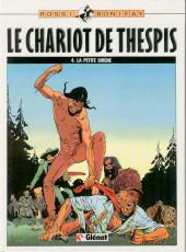 Le chariot de Thespis -4- La petite sirène