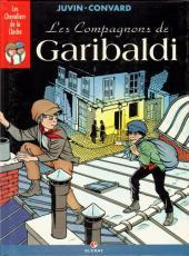 Les chevaliers de la cloche -1- Les compagnons de Garibaldi