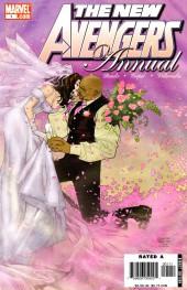 New Avengers (The) (2005) -AN1- Annual : Wedding