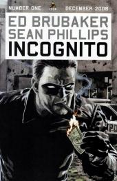 Incognito (Brubaker/Phillips, 2008) -1- Number One