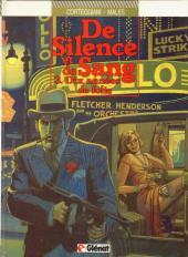 De silence et de sang -3- Dix années de folie